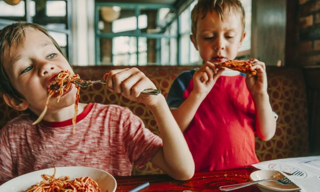 How Parents Can Make Good Manners Cool Again