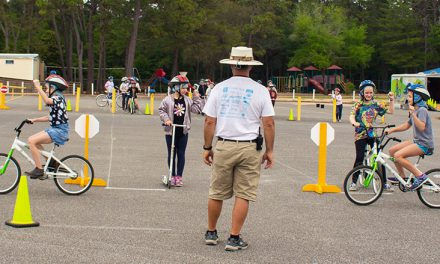 Bicycle Safety –  Driver's Education for  Elementary School