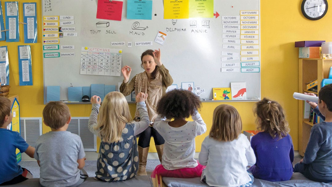 Language Immersion: So Much More than Learning Another Language