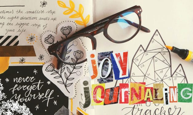 Joy Journaling: A Heart-centered Way to Stay Connected to Your Kids
