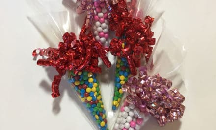 Valentine Candy Bags
