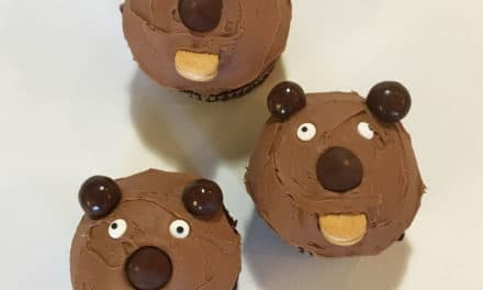 Ground Hog Muffins