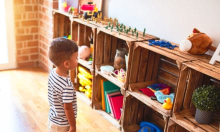Toy Rotation: Reduce Toy Clutter in Six Easy Steps