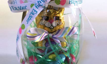 Edible Easter Centerpiece
