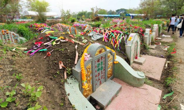 Qingming Festival: celebrated April 4 through April 6, 2020.