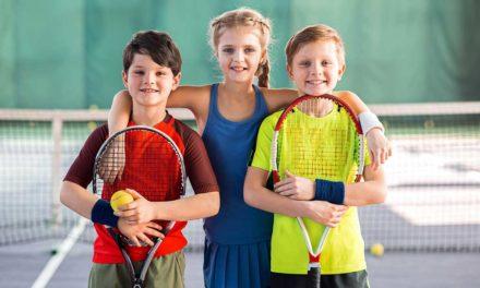 The Lifelong Impact  of Summer Tennis